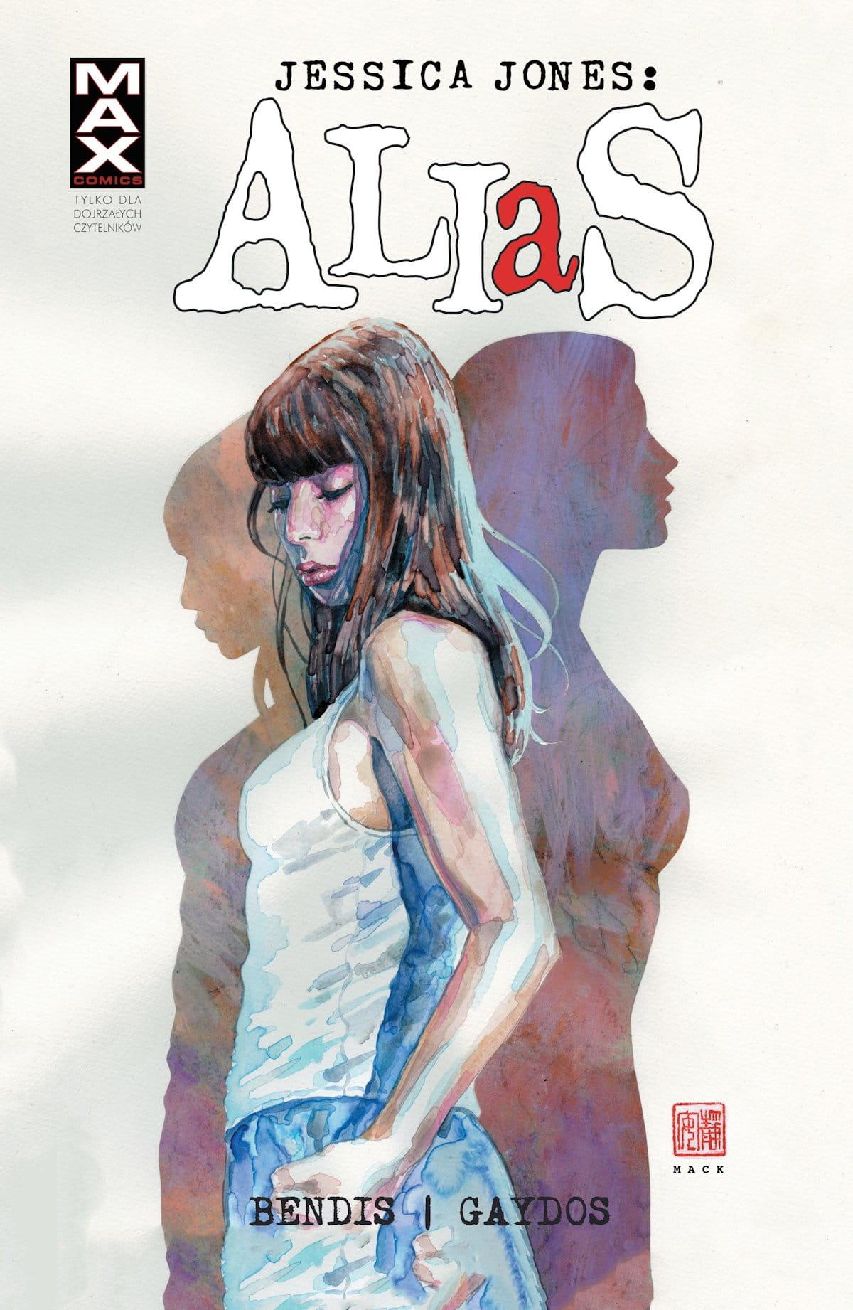 Jessica Jones: Alias tom 1