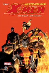 Astonishing X-Men (tom 2)
