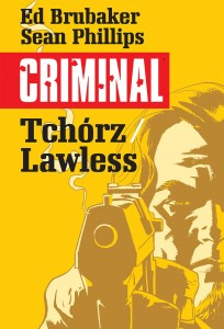 Criminal: Tchórz/Lawless (tom 1)
