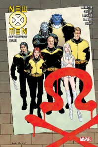 New X-Men: Bunt w Instytucie Xaviera (tom 3)