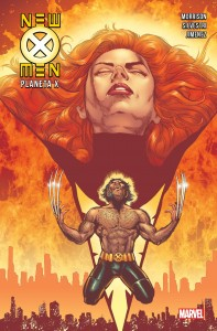 New X-Men: Planeta X (tom 4)